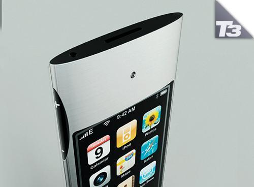 [iPhone] Konzept Design des iPhone Nano