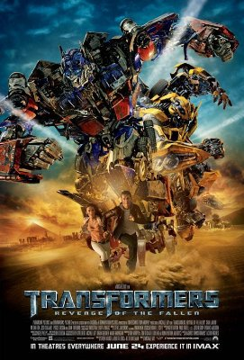 transformers plakat [Kino] Transformers 2   Die Rache