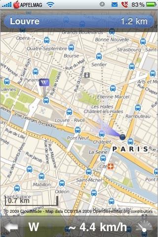 OffMaps bietet jetzt auch Routenplanung