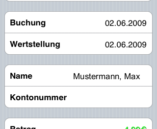 [iPhone] S-Banking im App-Store