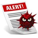 virus bug exploit alert