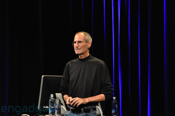 Apple 'Rock and Roll' Event mit Steve Jobs