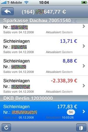 "Gewinnspiel – iOutBank ""Mobile Banking Software"""