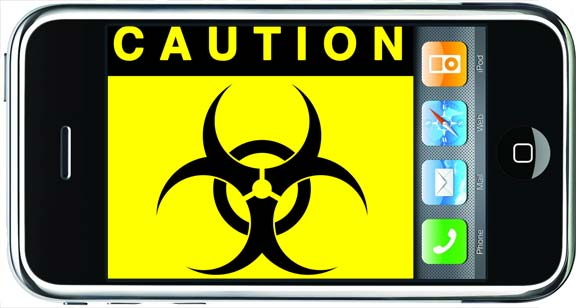 iphone-biohazard