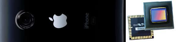 OV5650 Kommt das neue iPhone mit 5 Megapixel Kamera?