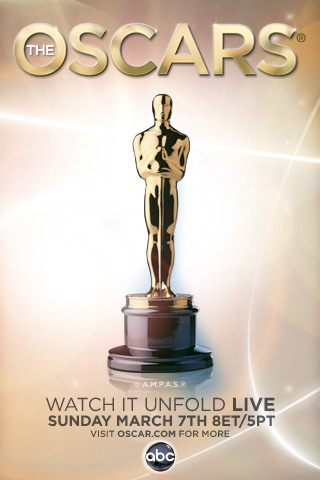 And the Oscar App goes to iPhone