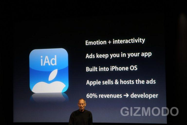 Das kommende iPhone OS 4.0 im Überblick