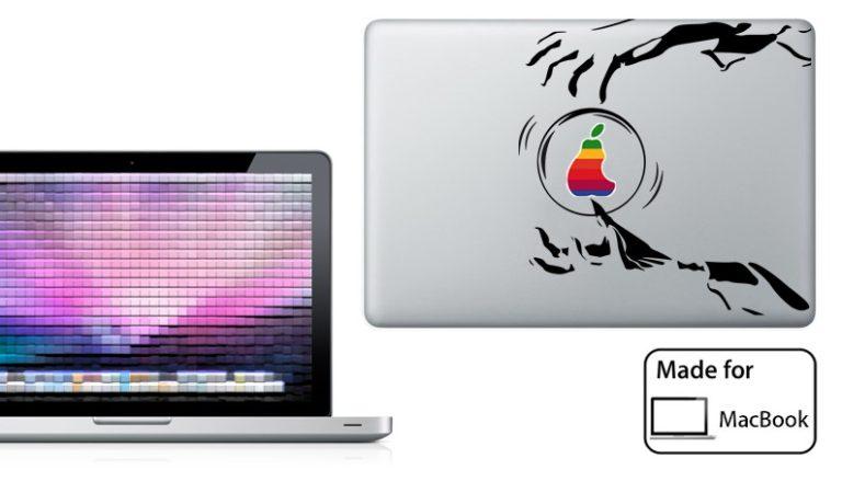 Gewinnspiel – Aufkleber für dein MacBook oder iPad