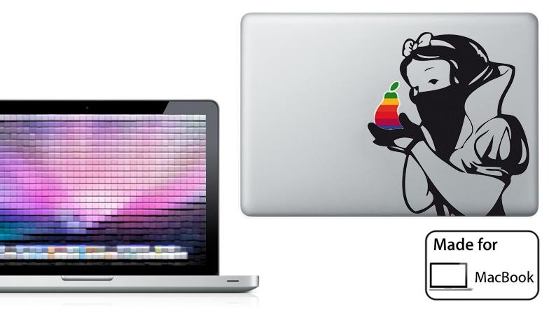 macbookschneerevengeappleaufkleber