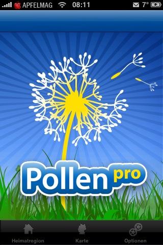Gewinnspiel – Pollen Pro App für dein iPhone