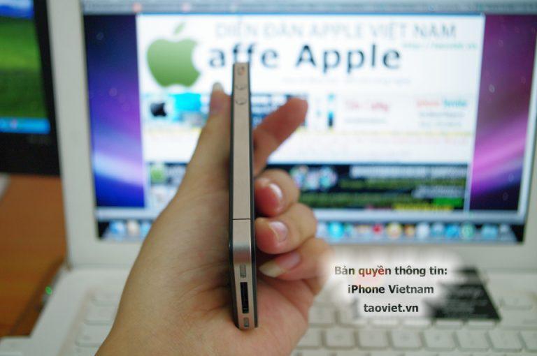 Neue Bilder des iPhone Prototypen aufgetaucht