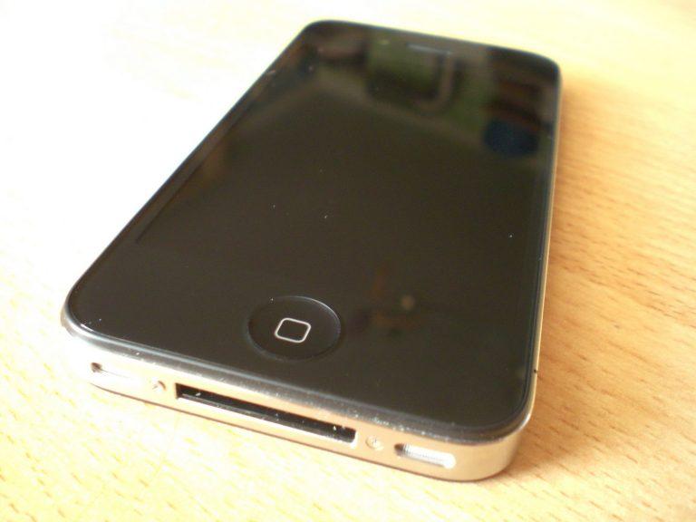 Es ist da, es ist ein iPhone ;)