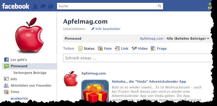 Facebook plant Börsengang
