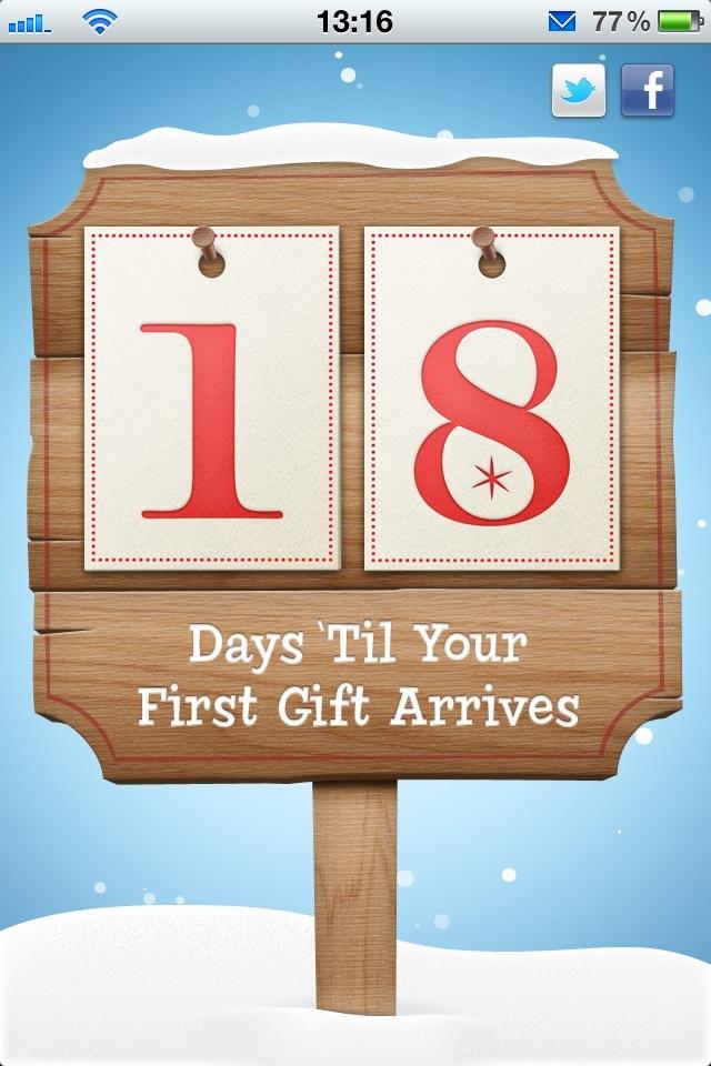 """iTunes """"12 Tage Geschenke"""" startet am 26. Dezember"""