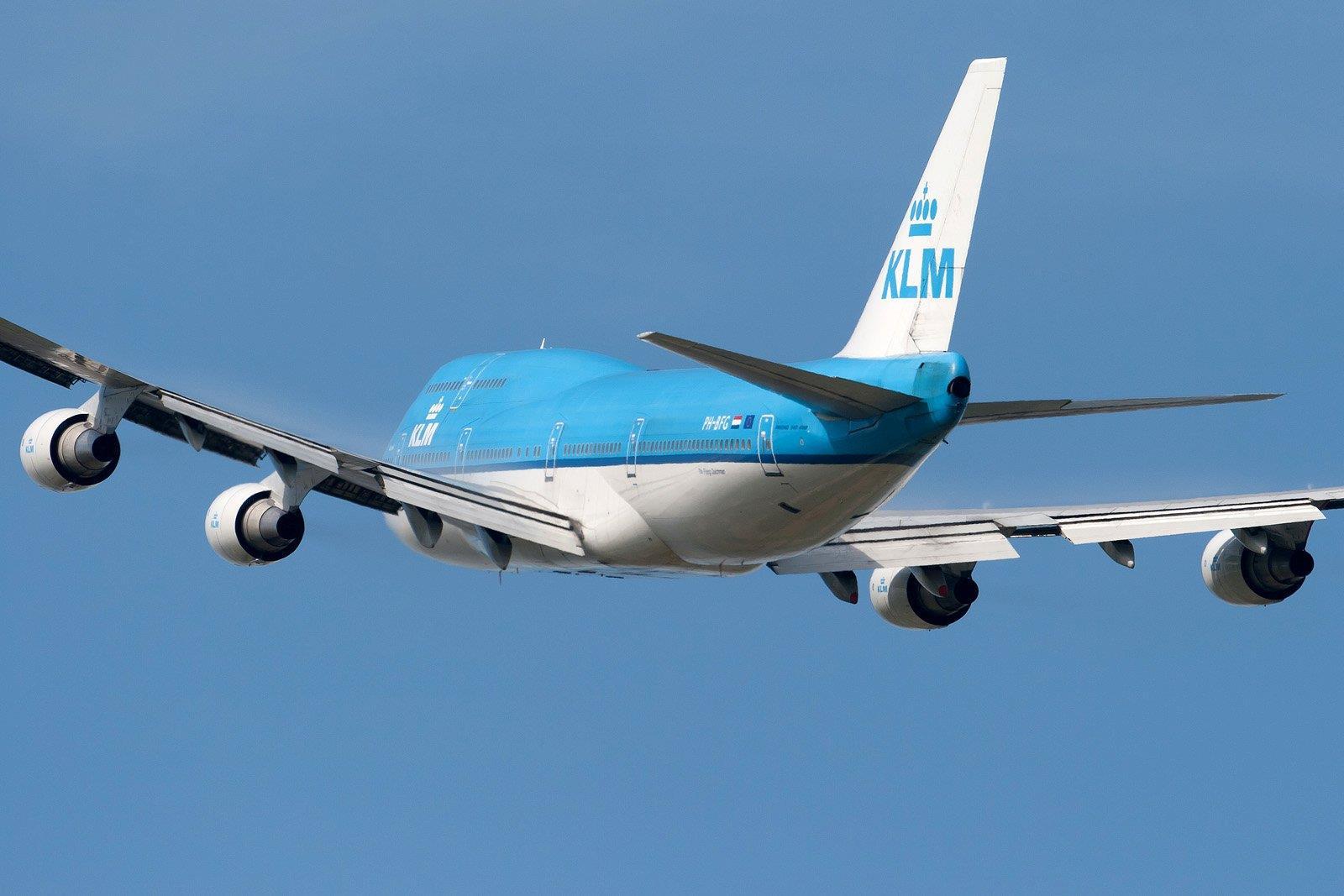 KLM lässt Fluggäste ihren Sitznachbarn über Social Media kennenlernen