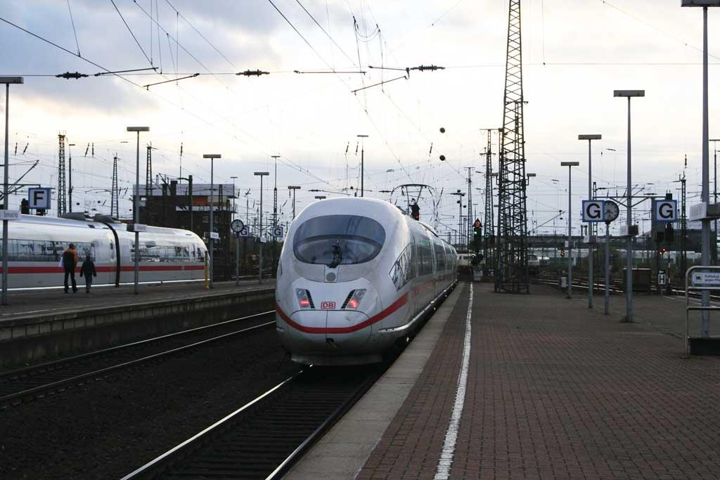 Der Zug ist wohl abgefahren… Notebook-Verbot bei der Bahn