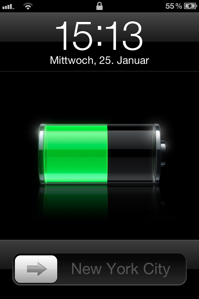 Finger weg vom iOS5 Battery Fix von insanelyi!