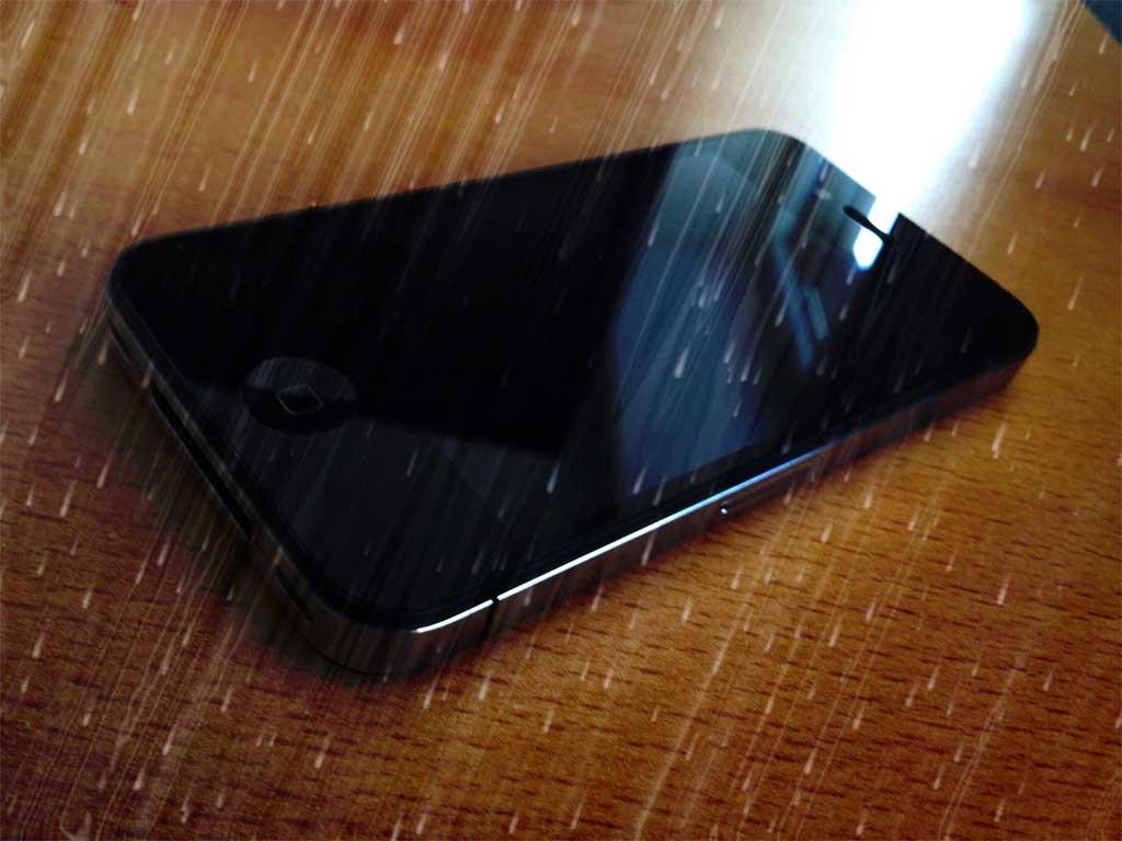 iPhone 5 und Galaxy S III sollen wasserdicht sein