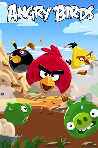 """""""Angry Birds"""" erstmals kostenlos im App Store"""
