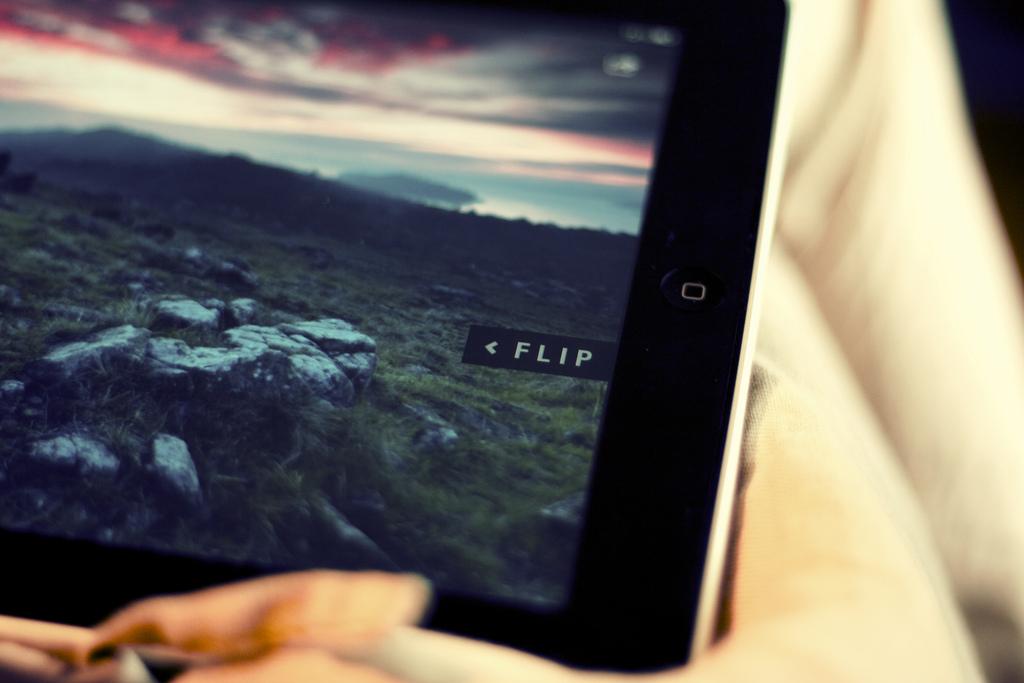 Flipboard: Die kostenlose Magazin-App