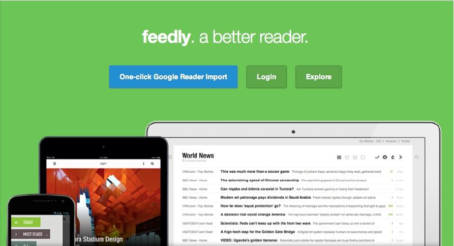Und Tschüss Google Reader: so geht es weiter!
