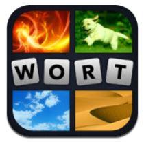 4 Bilder 1 Wort Ratespass für iPhone-/iPad