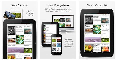 News wiederfinden und überall Verfügbar haben für Android