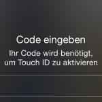 So ist euer iPhone-Fingerabdruck sicher vor der Polizei