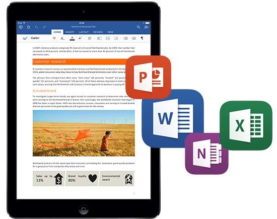 Excel-Tabelle mit iPhone und iPad als PDF versenden