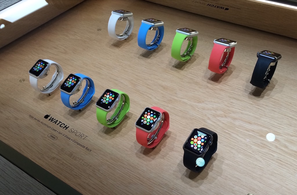 Apple Watch Massenproduktion hat begonnen