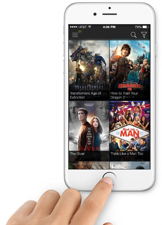 Herunterladen und Installieren von Movie Box ohne einen Jailbreak unter iOS 8.1