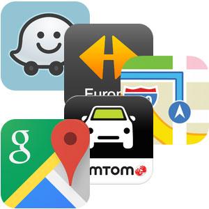 Die besten Navigations-Systeme für iPhone und iPad