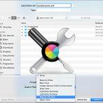 Dateigröße von PDFs simpel verkleinern