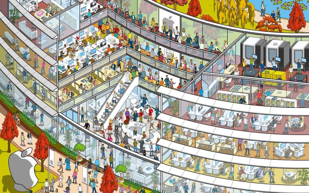 Wo ist Tim Cook? – Wo ist Walter mal anders