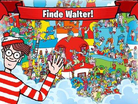 Wo ist Walter fürs iPhone und iPad derzeit kostenlos