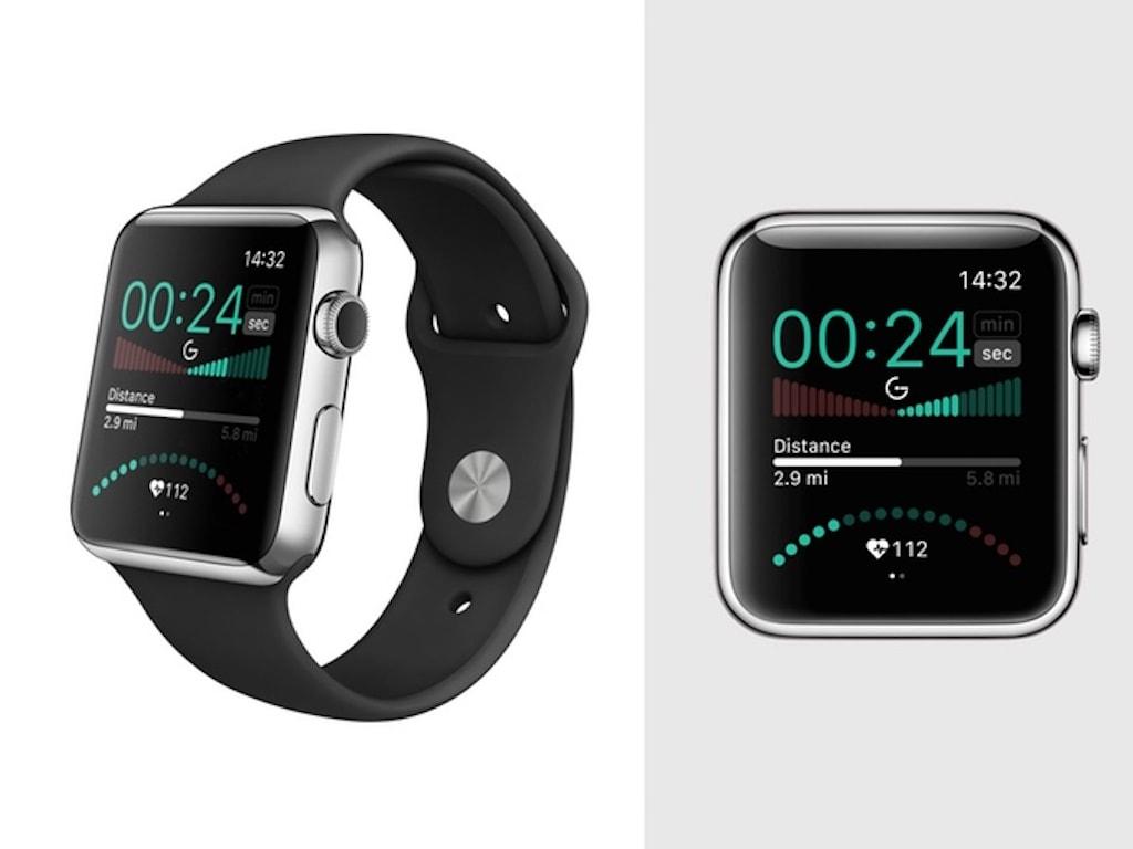 GhostRide Apple Watch