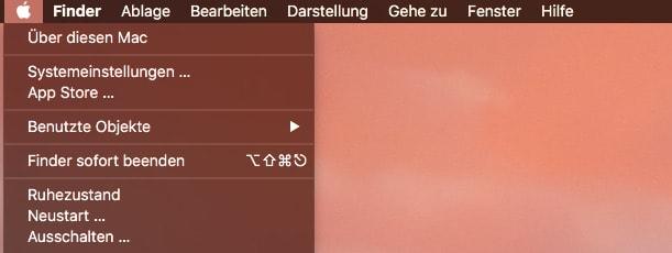 Wie man macOS farblich anpassen kann
