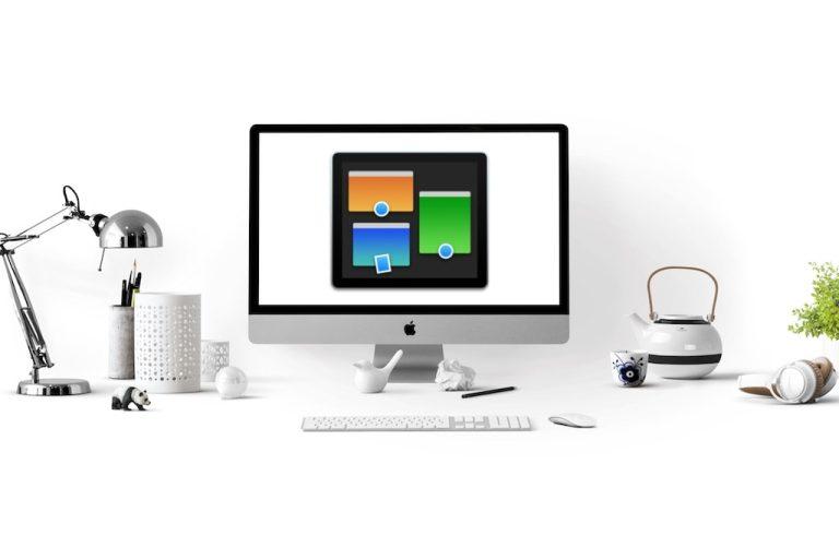 Window Mangement in macOS, die eingebauten Funktionen