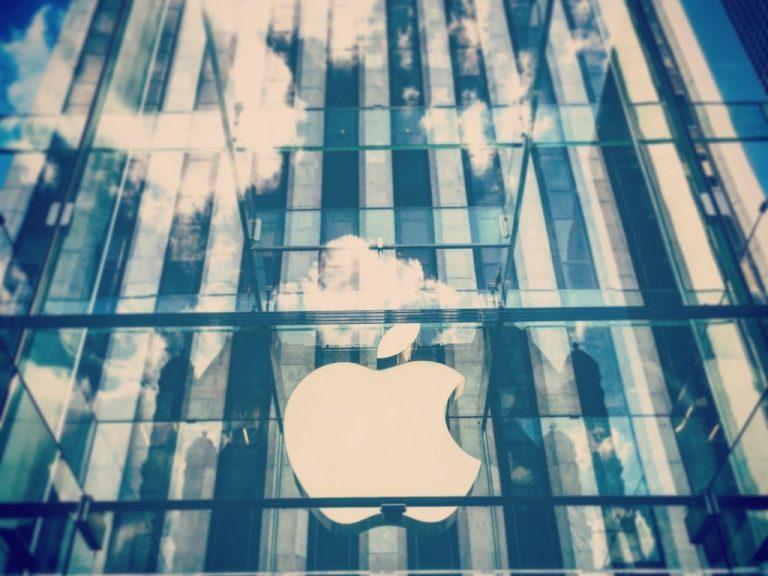 Redesign mancher Apple Stores in der Nacht auf 17. Mai