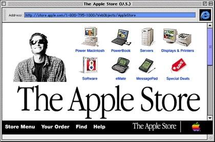 Apple Online Store 1997