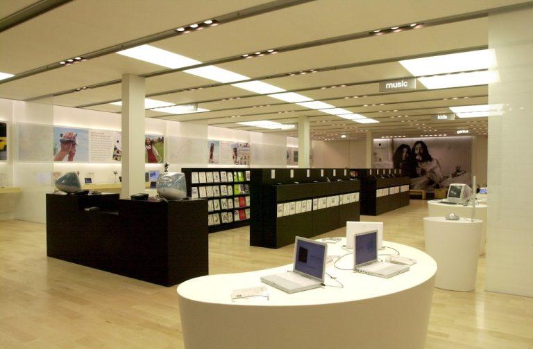 Wie kam es eigentlich zum Apple Store?