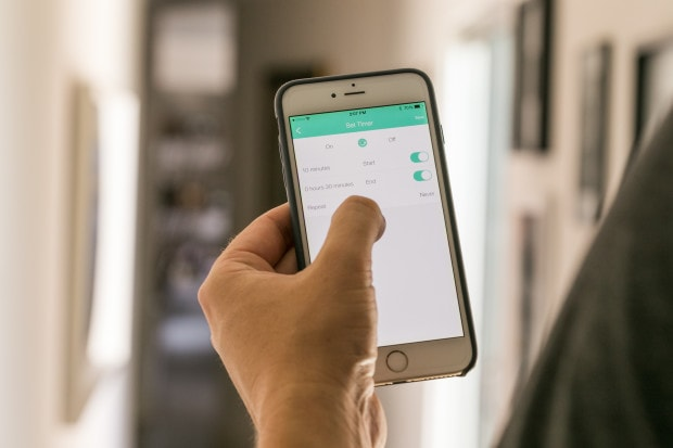 CNCT intelliPLUG App