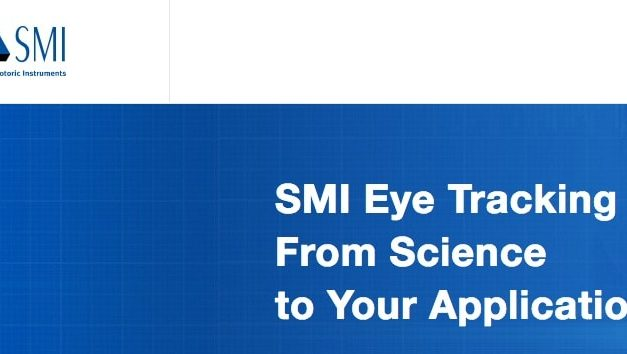 Eyetracking Firma SensoMotoric Instruments nun ein Teil von Apple