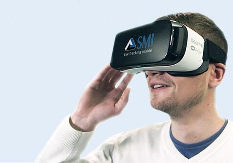 SensoMotoric Instruments Samsung Gear VR