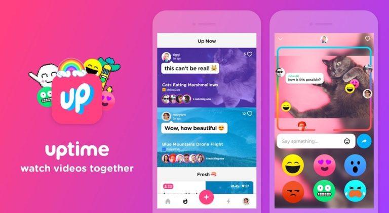 Uptime – die YouTube Party für das iPhone
