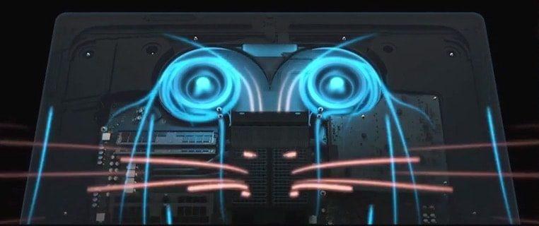 iMac Pro Kuehlung