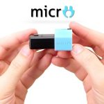 In über 150 verschiedenen Ländern das Handy Laden, dank MICRO