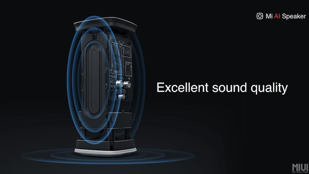 Xiaomi Mi AI Speaker von innen