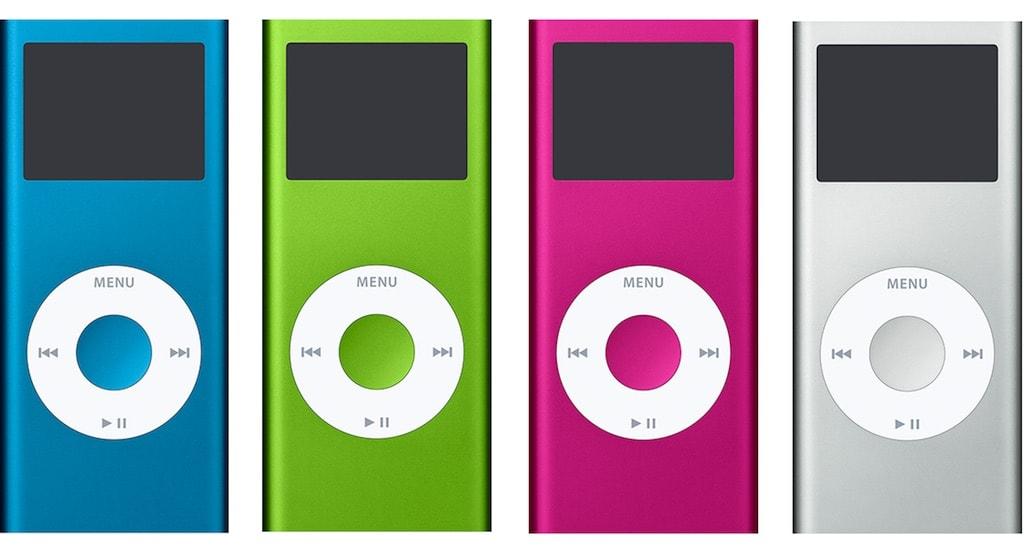 iPod Nano 2. Generation