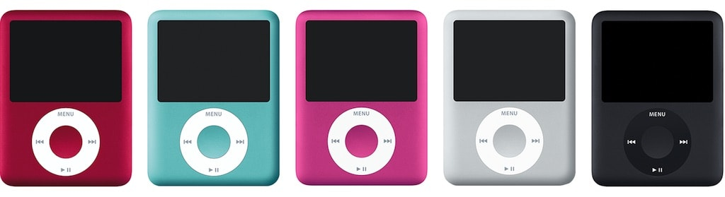 iPod Nano 3. Generation